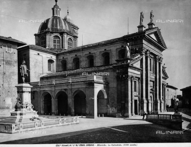 Cathedral, Urbino.
