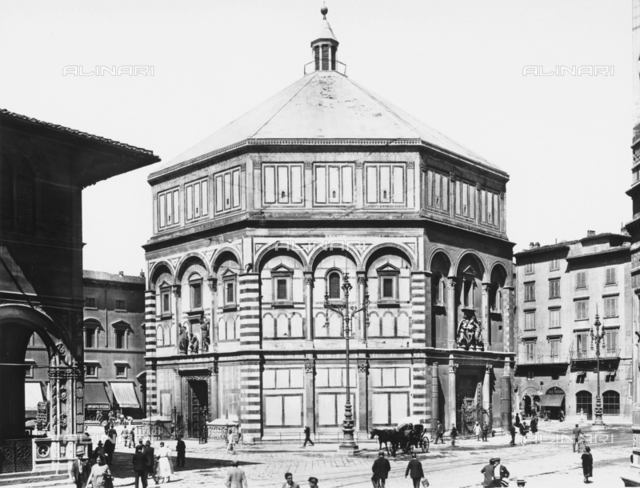 Baptistry of San Giovanni, Florence