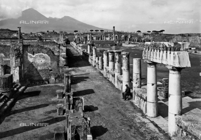 Civil Forum, Pompeii, Naples