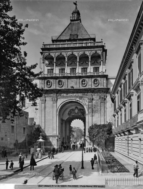 Porta Nuova, Palermo