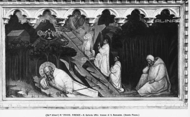 St. Romuald's Dream, Galleria dell'Accademia, Florence