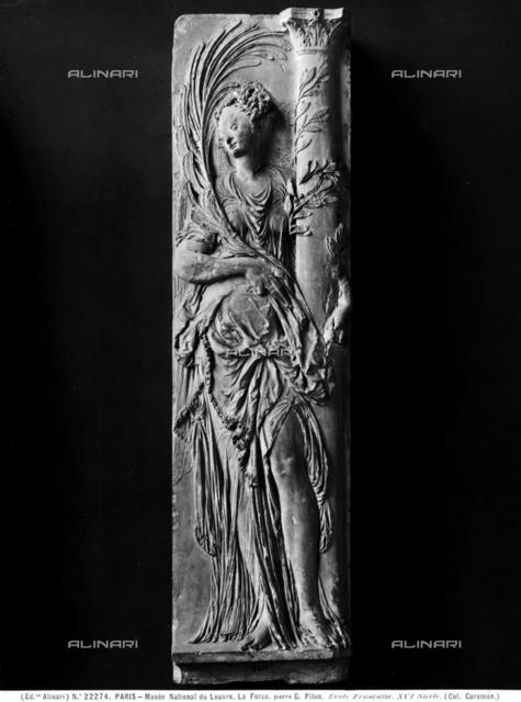 Strength, Louvre Museum, Paris.