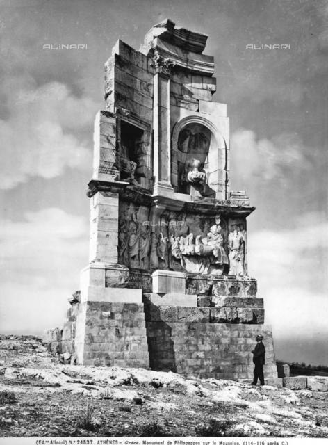 Monument to Philopappus, Athens