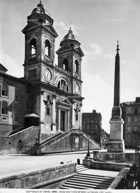Church of Trinità dei Monti, Rome