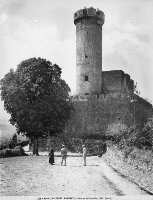 Castle, Malgrate