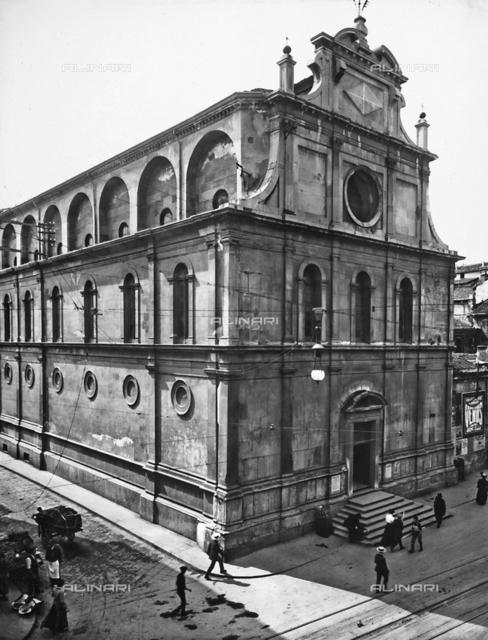 Church of San Maurizio, Milan