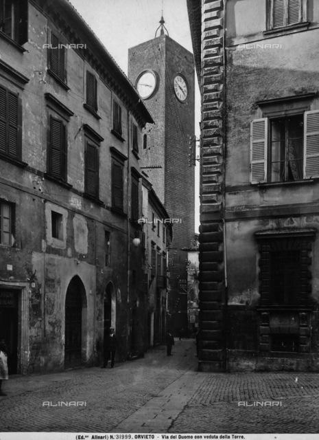 Clock Tower, Orvieto