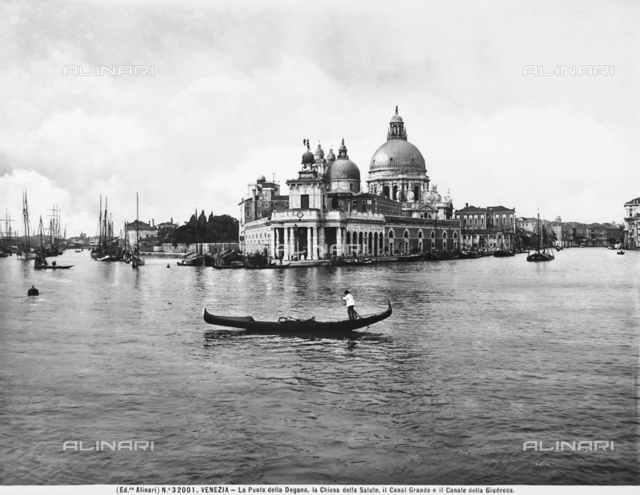 Dogana da Mar, or Customs House, Venice