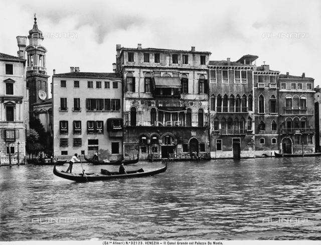 Palazzo da Mosto, Venice