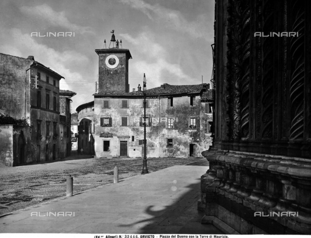 Clock Tower, Orvieto
