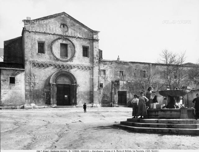 Church of Santa Maria di Betlem, Sassari