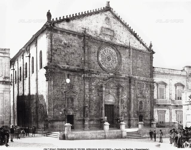 Cathedral, Acquaviva delle Fonti, Bari, Apulia
