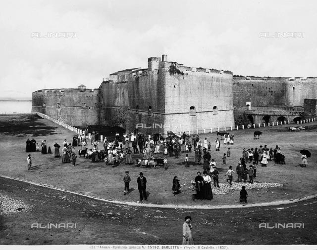 Swabian Castle, Barletta, Bari, Apulia