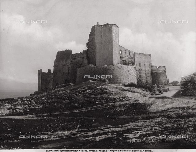 Castello dei Giganti, Monte Sant'Angelo, Apulia
