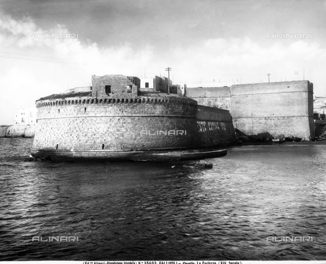 Fortress, Gallipoli, Lecce.