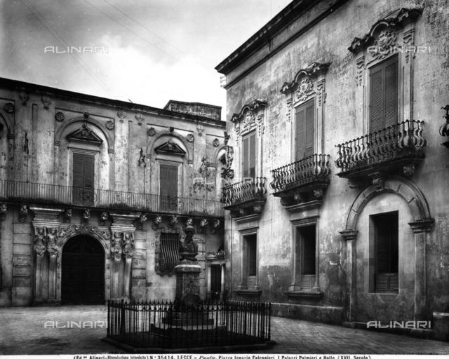 Palazzo Palmieri, Lecce