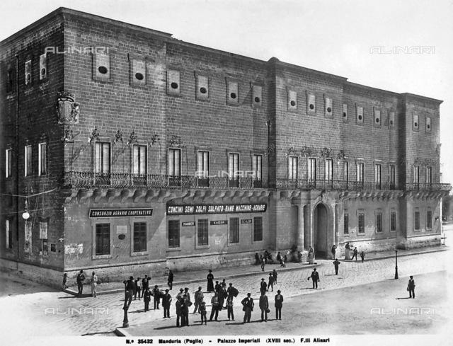 Palazzo Imperiali, Manduria, Taranto