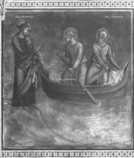 Saint Peter's calling, Collegiata, San Gimignano