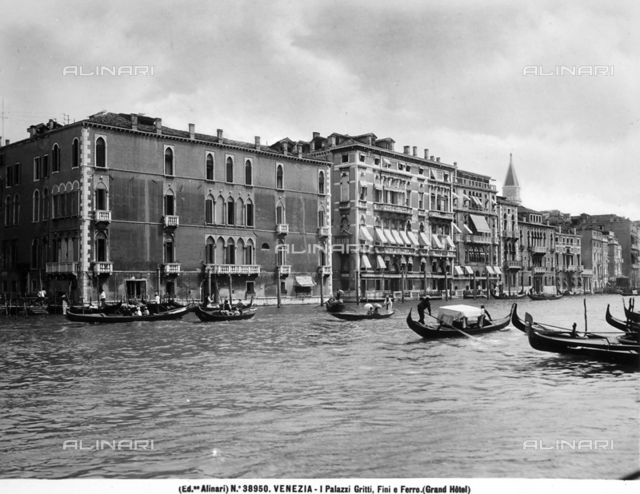 Palazzo Gritti, now Hotel Gritti Palace, Venice.