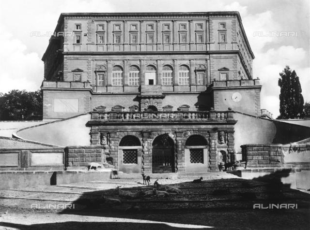 Farnese Palace, Caprarola