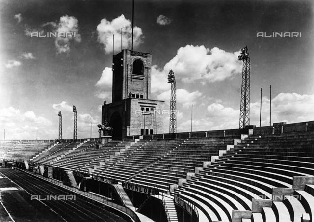 Torre di Maratona, Stadio Comunale, Bologna