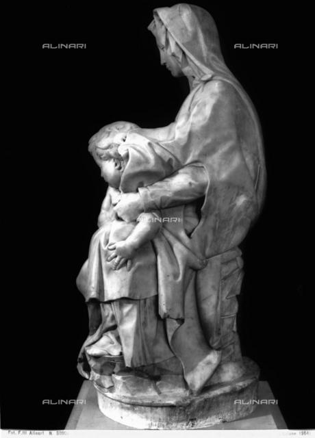 Madonna and Child, Church of Notre Dame, Bruges