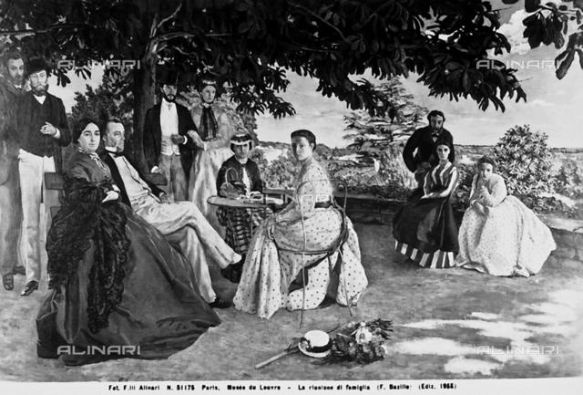 Family reunion, Musée d'Orsay, Paris