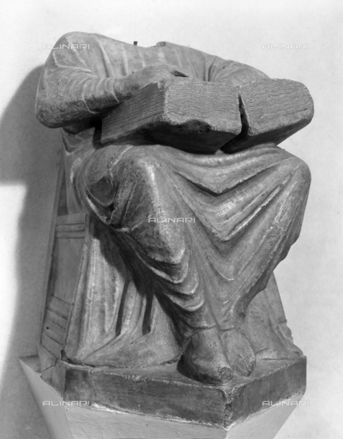 Scribe, National Gallery of Umbria, Perugia.