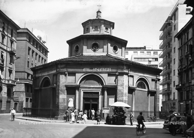 church of Saint Charles at Lazzeretto, Milan
