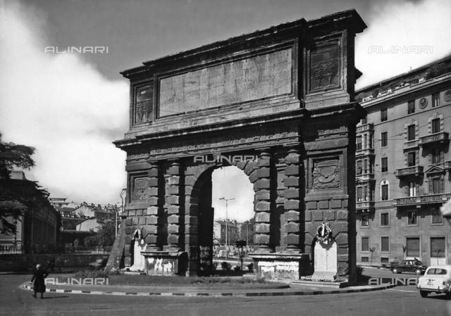 Roman Gate, Milan