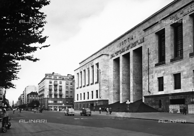 Law Courts, Milan