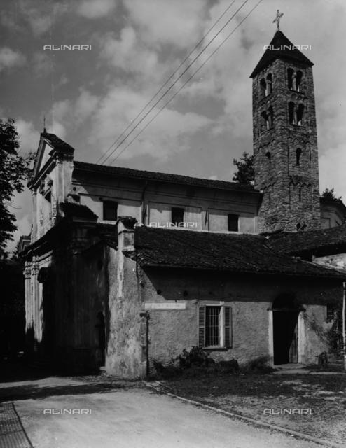 Bell-tower of Saint Peter at Luino, Varese