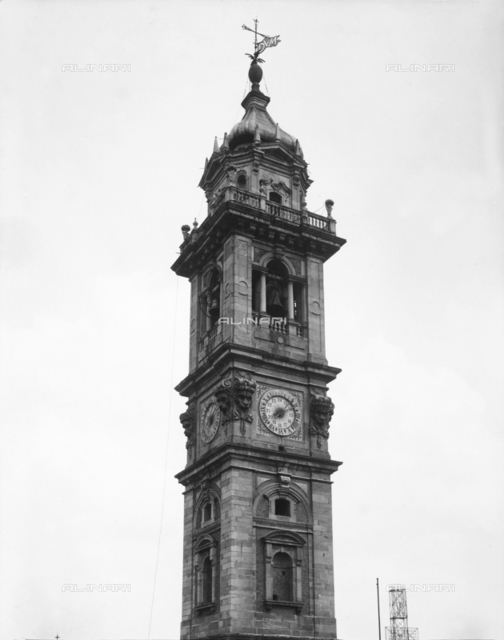 Bell tower of San Vittore, Varese