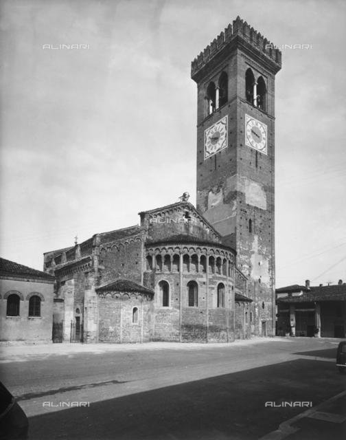 Apses, Parochial Church, Rivolta d'Adda, Cremona
