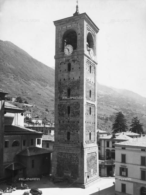 Bell tower, Sondrio