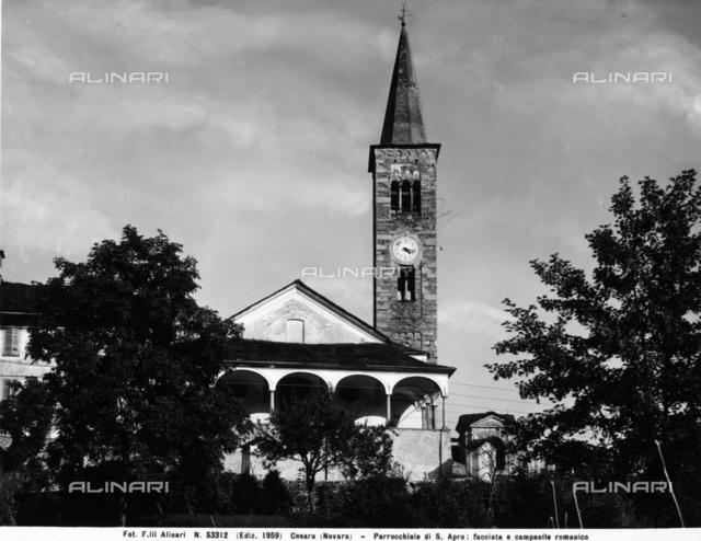 Church of Saint Clemente, Cesara