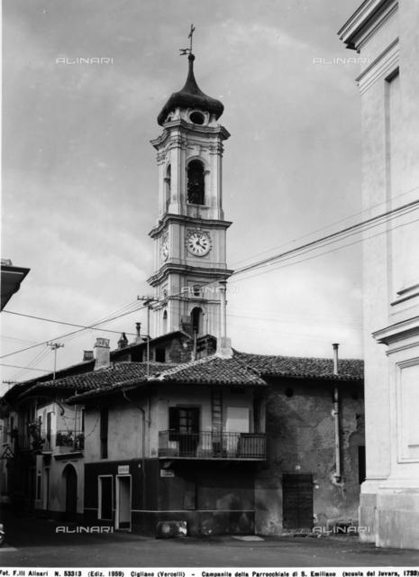 Bell-tower, Cigliano