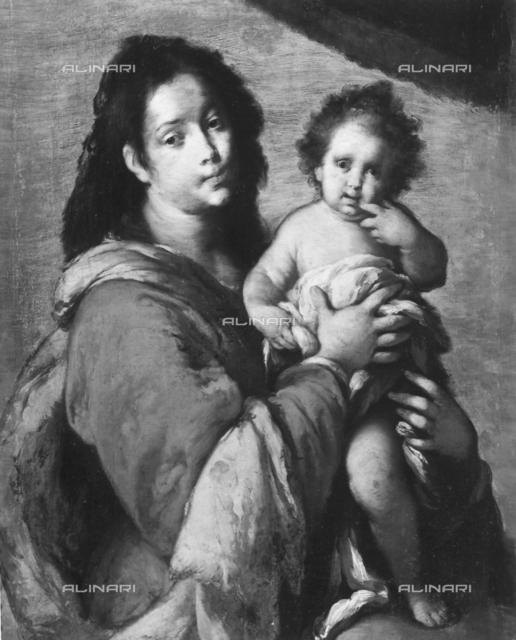 Madonna and Child, Querini-Stampalia Gallery, Venice