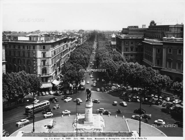 The Monument to the Bersagliere, Publio Morbiducci, Rome