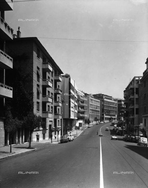 Via Bruno Buozzi in Parioli, Rome