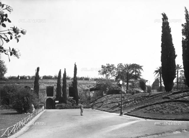 Domus Aurea, Oppio Hill, Rome