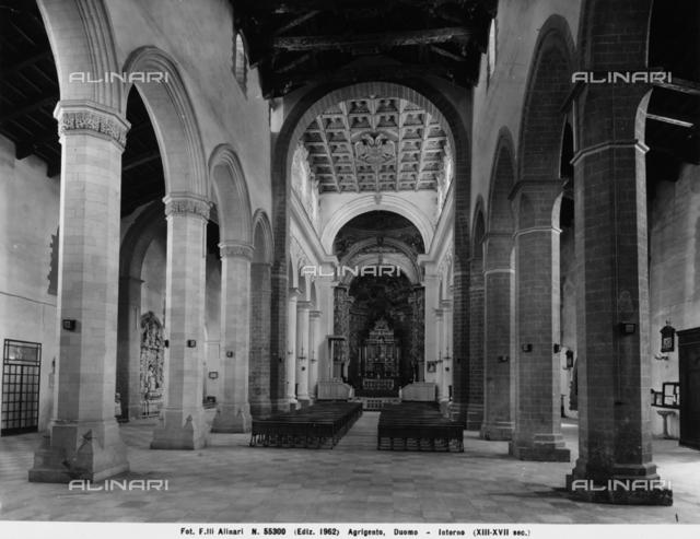 Interior, Cathedral, Agrigento