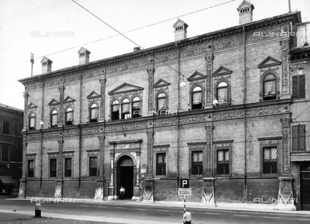 The Roverella Palace in Ferrara