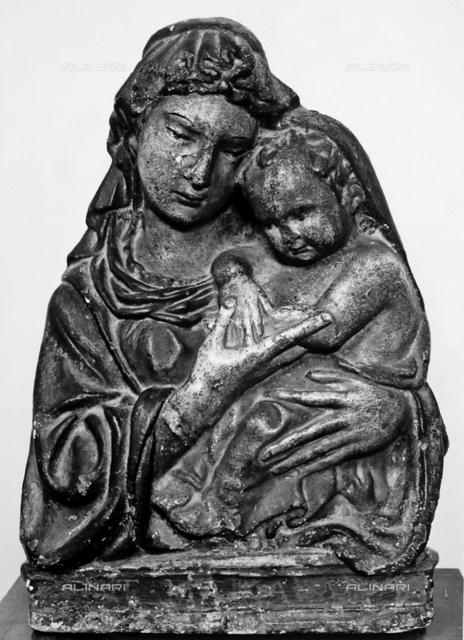 Madonna with Child, Civic Museum, Montalcino