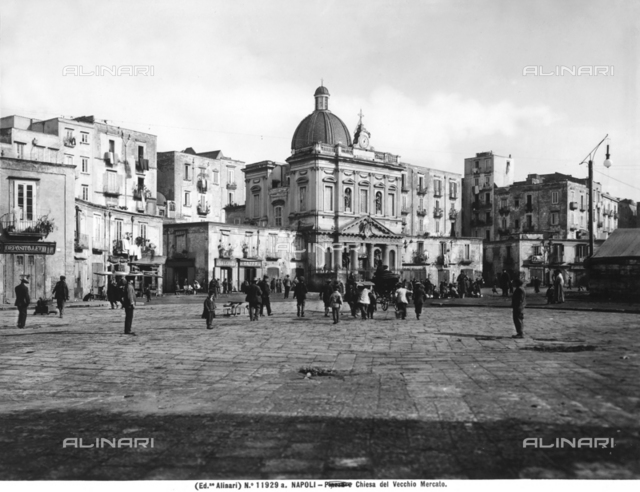 Church of Santa Croce al Mercato, Naples