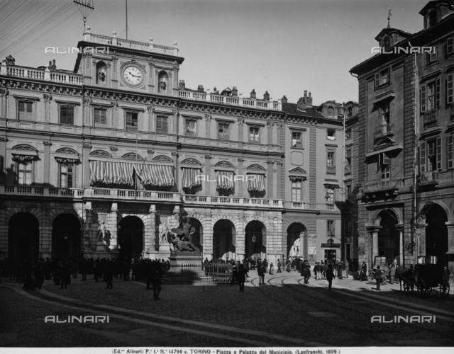 Palazzo di Citta, Turin