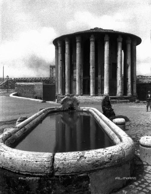 Temple of Vesta, Forum Boarium, Rome