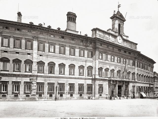 Palazzo Montecitorio, Rome