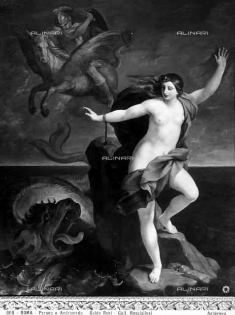 Perseus and Andromeda, Pallavicini Rospigliosi Gallery, Rome