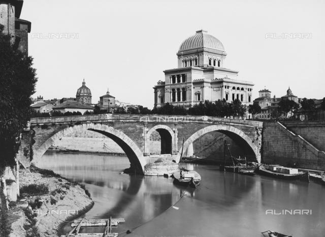 Fabricio Bridge, Rome